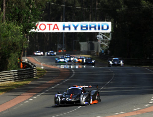 Fourth Place For Meyrick And Motorsport 98